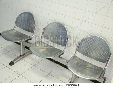 Sterile Waiting Room