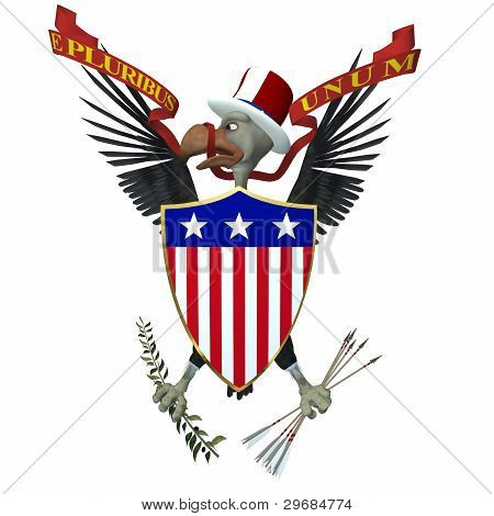 Us Emblem - Vulture