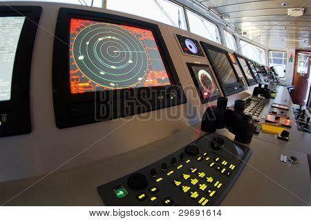 Wheelhouse Radar