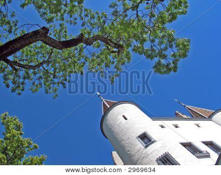 Nyon Castle, Swisse.