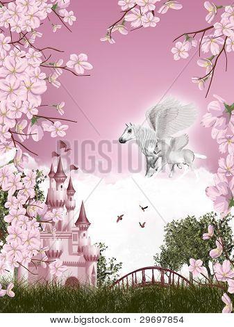 Pegasus fairy tale