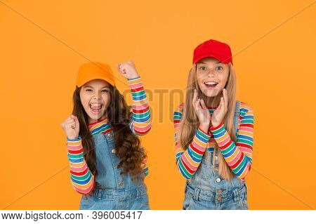 Family Look. Stylish Children. Universal Childrens Day. Promote International Togetherness Awareness