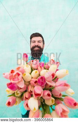 Spring Vibes. Gentleman Romantic Surprise For Her. Flowers Delivery. Gentleman Romantic Date. Birthd