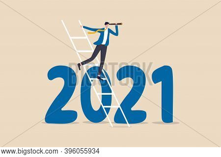 Year 2021 Business Outlook, Vision To See The Way Forward, Forecast, Prediction And Business Success