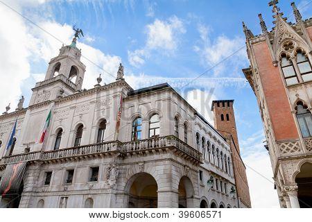 Palazzo Moroni In Padua, Italy