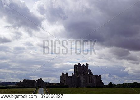 Dunbrody Abbey Is A Former Cistercian Monk's Abbey In County Wexford In The Republic Of Ireland Toda