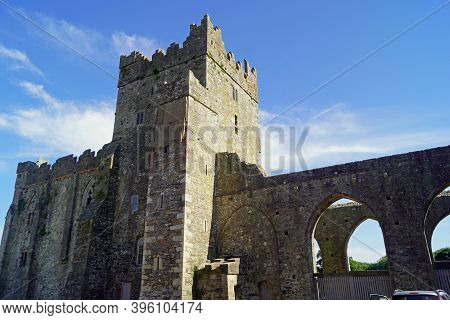 Tintern Abbey Is A Former Cistercian Abbey In County Wexford In The Republic Of Ireland Today.