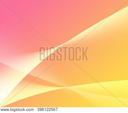Abstract Illustration Vivid Color Background, Abstract Background For Design