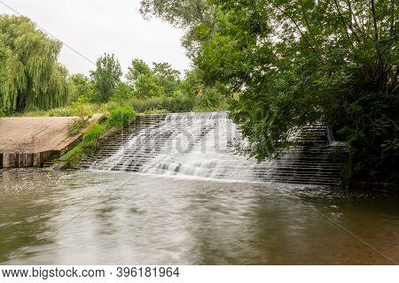 West Lydford Weir