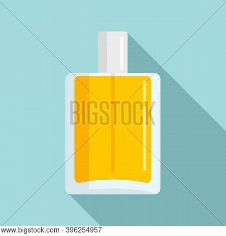 Duty Free Perfume Bottle Icon. Flat Illustration Of Duty Free Perfume Bottle Vector Icon For Web Des