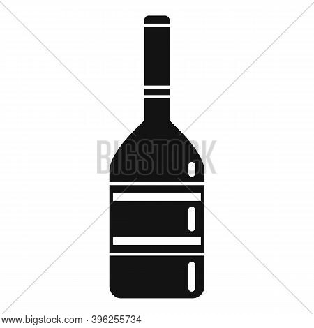 Duty Free Alcohol Icon. Simple Illustration Of Duty Free Alcohol Vector Icon For Web Design Isolated