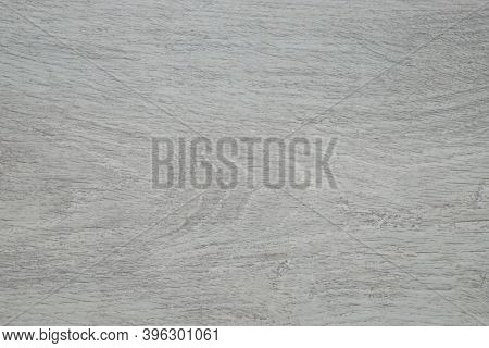 The Texture Of Light Gray Wood - Top View And A Close-up Of A Fragment Of A Laminate Floor