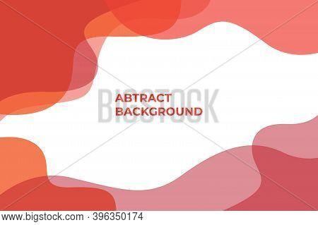 Orange Flow Shape Background Of Gradient Smooth Background Texture On Elegant Rich Luxury Background