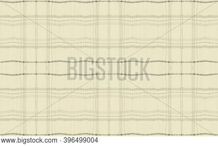 Gray Fall Plaid Pattern. Seamless Tartan Texture. Buffalo Tweed. Yellow Fashion Celtic Blanket. Plai