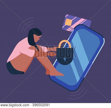 Nomophobia, Social Media, Internet Addiction Disorder Or Overuse. Psychological Or Behavioral Depend