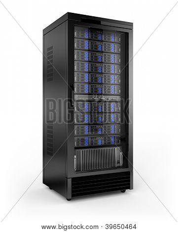 Server Rack poster