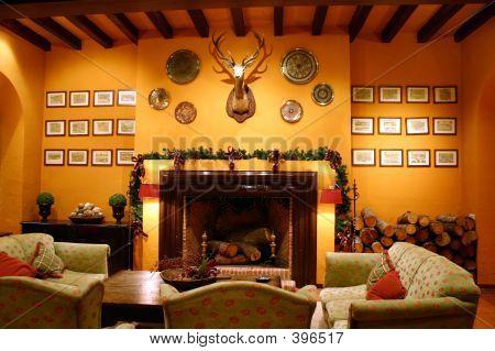 X-mas Living Room