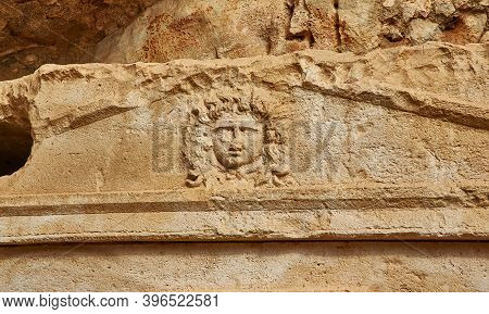 Ruins Of Olympos Turkey