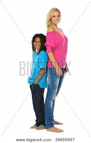Who Is Taller?