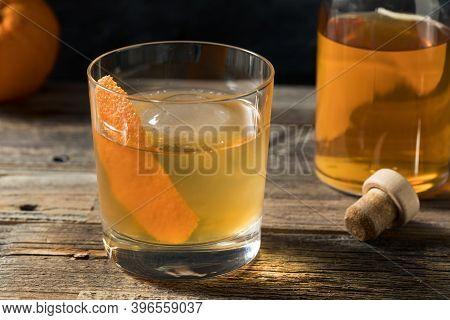 Boozy Batch Old Fashioned Cocktail