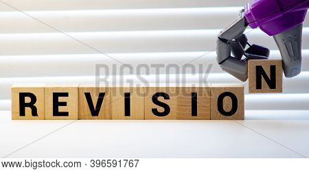 The Word Of Revise On Building Blocks Concept.