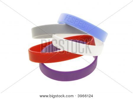 Color Wrist Bands