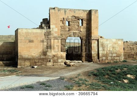 Wall And Gate