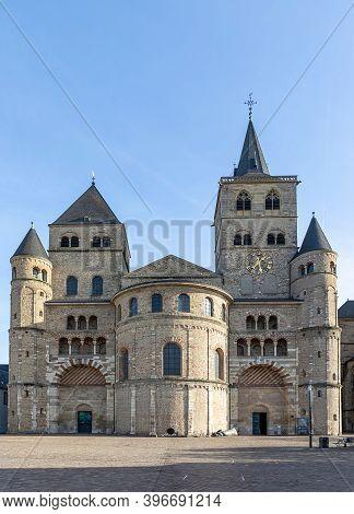The Roman Monuments, Cathedral Of St Peter (trier Dom) And Church Of Our Lady, Unesco World Heritage