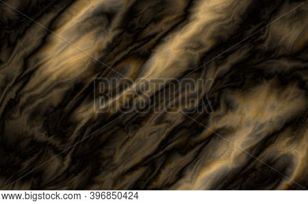 Glitch. Abstract Background. Wood Texture Or Space, Alien Planet. Vector Illustration