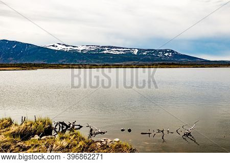 Views Along The Trail To The Pond. Gros Morne National Park, Newfoundland, Canada