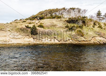 Western Brooke River, Gros Morne National Park, Newfoundland, Canada