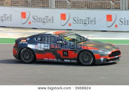 Aston Martin Asia Cup In Singapore