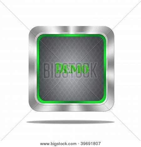 Demo button.