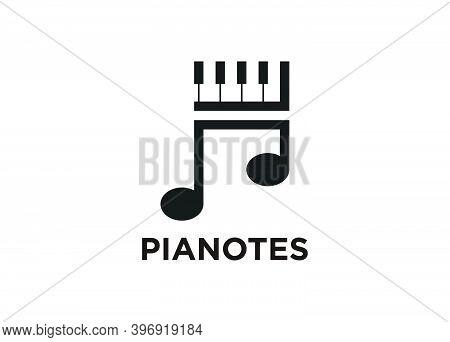 Symbol Design Piano Music Composer Logo Design Inspiration