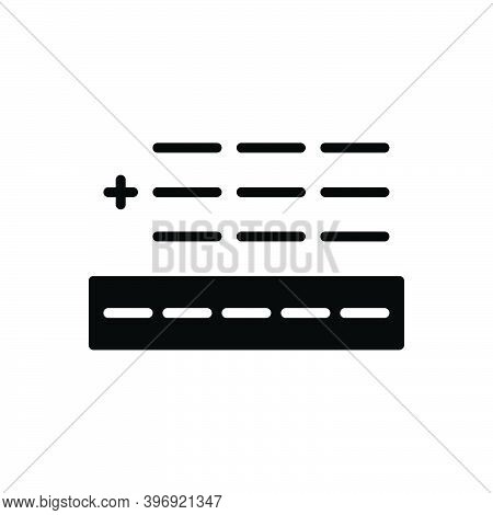 Black Solid Icon For Total Entire Thorough Sum Addition Add Adding Overall Exhaustive All