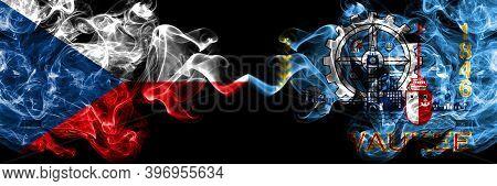 Czech Republic, Czech Vs United States Of America, America, Us, Usa, American, Milwaukee, Wisconsin