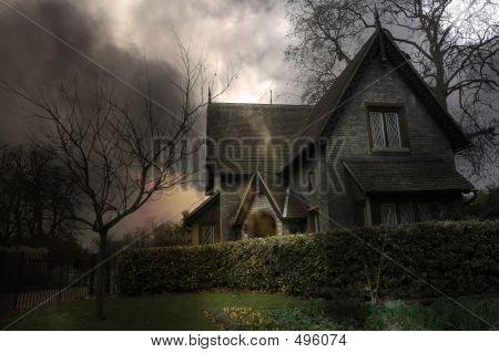 Haunted House #3