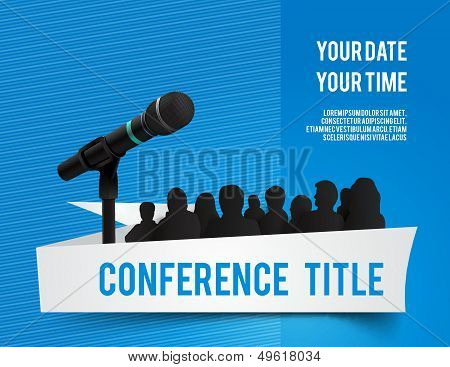 Konferenz-Abbildung