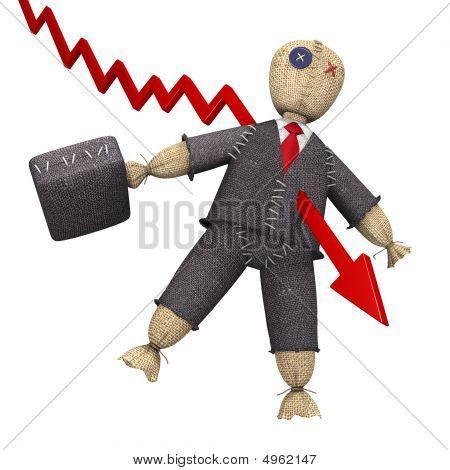 Businessmans Nightmare
