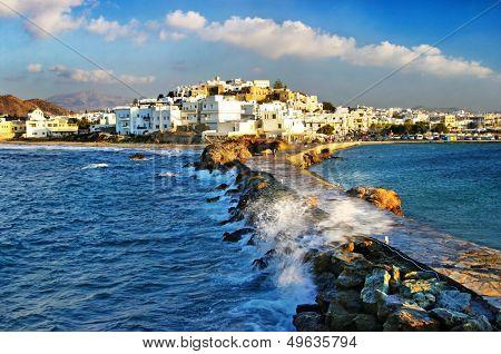 Naxos island (from my greek series)