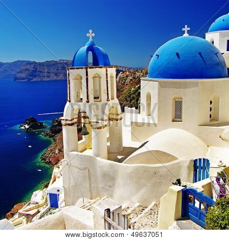 colors of Greece series - Santorini