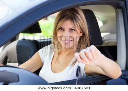 Llaves del coche
