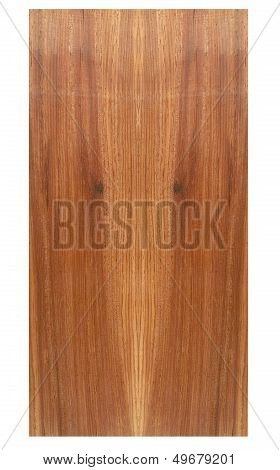 sample of narra wood