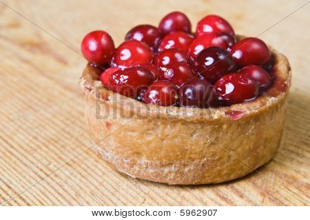 Pork And Cranberry Pie