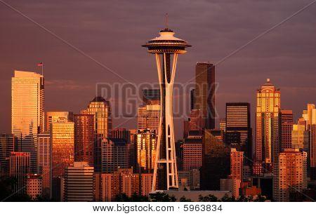 Late Glow, Seattle