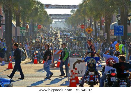 Bike Week, Daytona Beach, FL