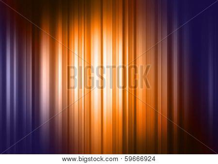 Orange spectrum