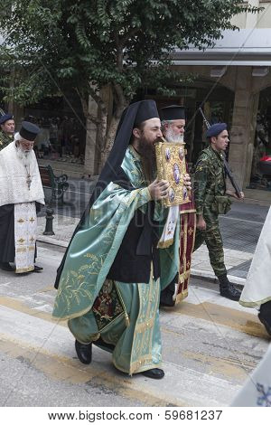 Greek Orthodox Saint Nicholas Celebration
