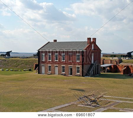 Beautiful Fort Clinch in Florida
