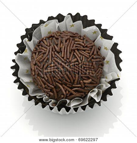 Brazilian chocolate candy